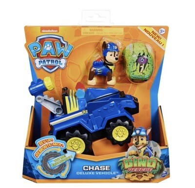 Paw Patrol Dino Rescue Chase Vehicle