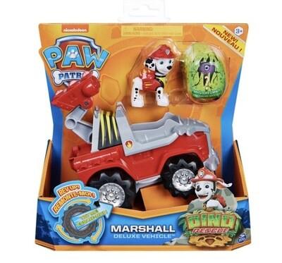 Paw Patrol Dino Rescue Marshall Vehicle