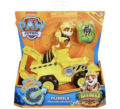 Paw Patrol Dino Rescue Rubble Vehicle