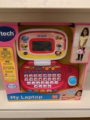 Vtech My First Laptop PINK 💗