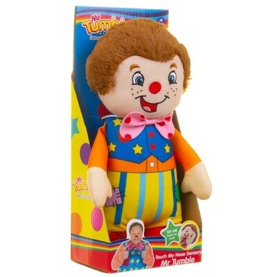 Mr Tumble Touch My Nose Sensory Toy