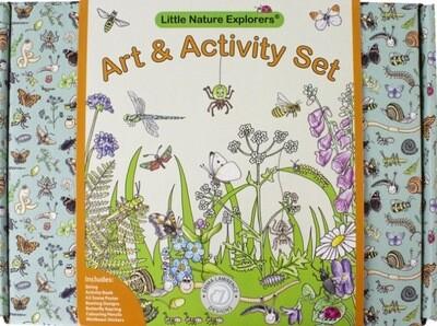 Little Nature's Art & Activity Set