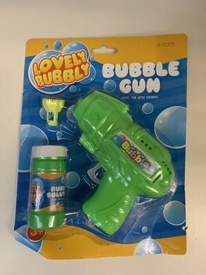 Green Bubble Gun