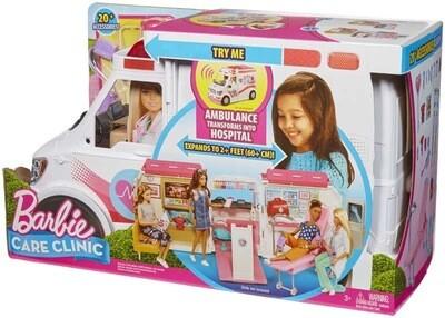 Barbie Care Clinic