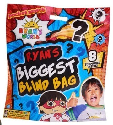Ryan's Biggest Ever Blind Bag