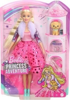 Barbie Princess Adventure Doll