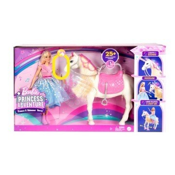 Barbie Adventure Feature Horse