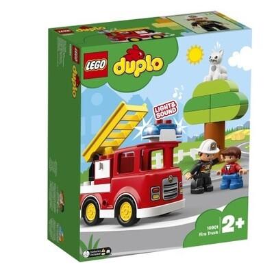 10901 Duplo Fire Truck
