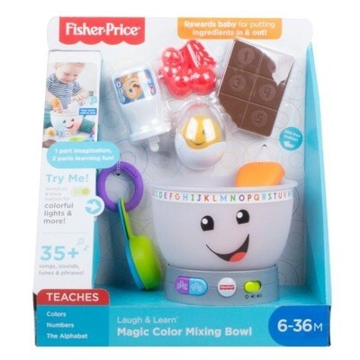 Fisher Price Laugh & Learn Mixing Bowl