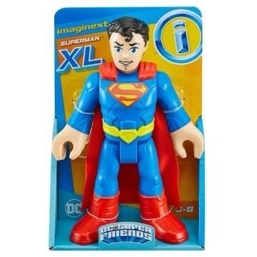 Imaginex Superman XL Figure