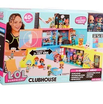 LOL Surprise Clubhouse