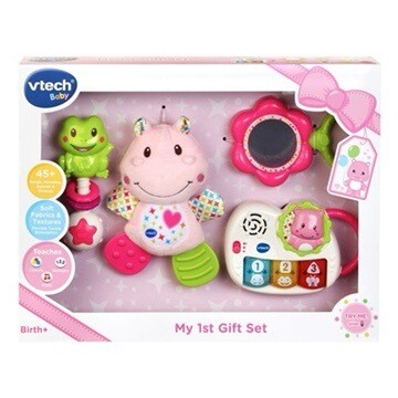 VTech Baby's First Gift Set PINK