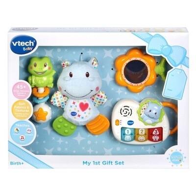 VTech Baby's First Gift Set BLUE