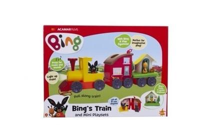 Bing's Train & Play Set