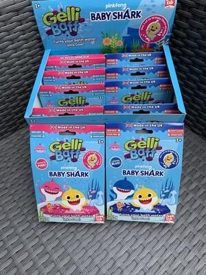Baby Shark Gelli Baff 💙 BLUE