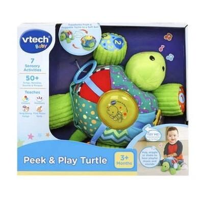 Vtech Peek & Play Turtle