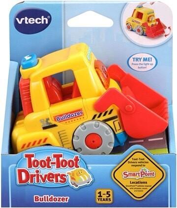 Vtech Toot Toot Bulldozer