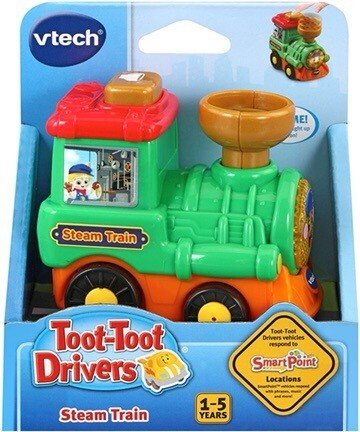 Vtech Toot Toot Steam Train