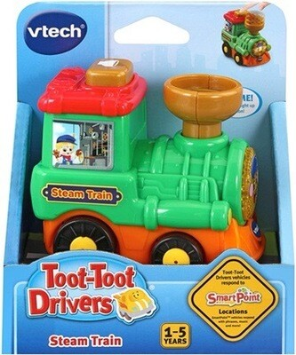Vtech Toot Toot Steam Train