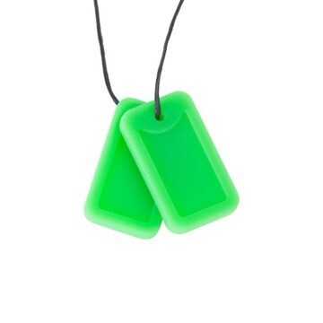 Chewigem Dogs Tags Green