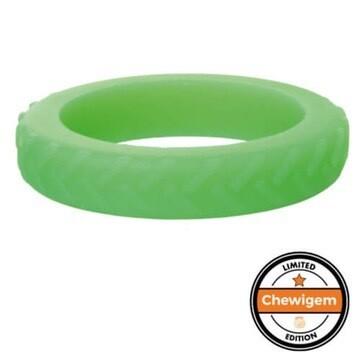 Chewigem Green Tread Bangle