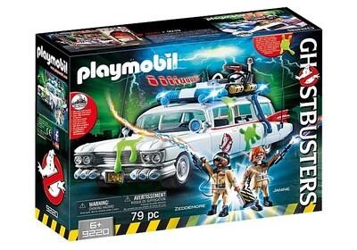 9220 Ghostbuster Ecto Vehicle