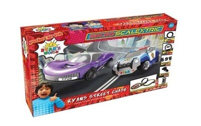 Ryan's World Scalextric