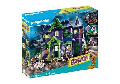 70361 Scooby Doo Adventure In The Mystery Mansion