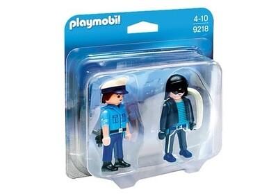 9218 Police & Burglar