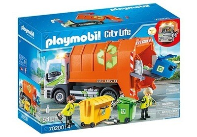 70200 Recycle Truck