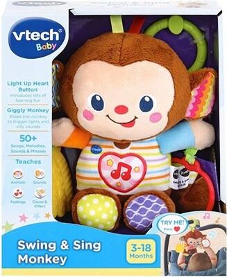 Vtech Swing & sing Monkey