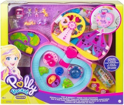 Polly Pocket Back Pack Compact