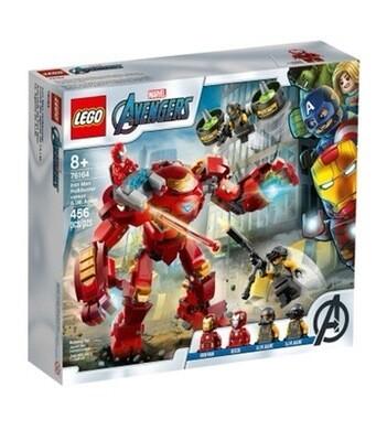 76164 Iron Man Hulk Buster