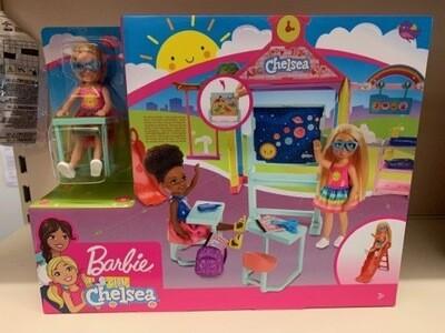 Barbie Chelsea School Play Set