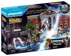 70574 Playmobil Back To The Future Advent LIMITED EDITION