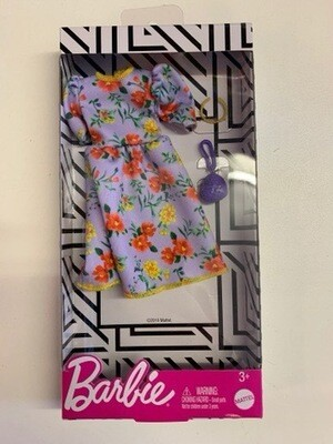 Barbie Floral Outfit