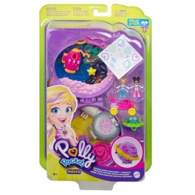 Polly Pocket Saturn Space Playset