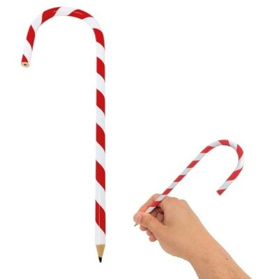 Candy Cane Pencil