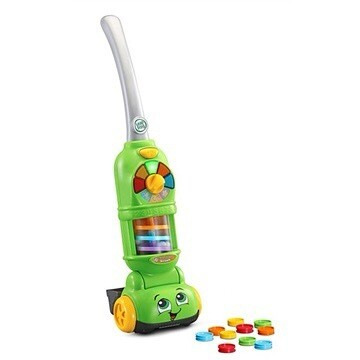 Leapfrog Pick Up & Count Vacuum