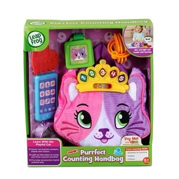 Leapfrog Puurfect Counting Bag