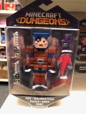 Minecraft Hex Figure