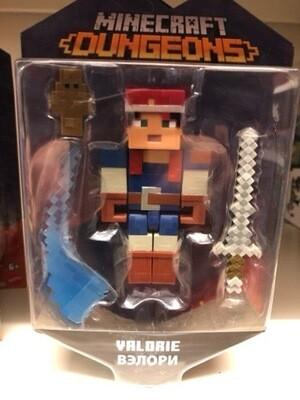 Minecraft Valorie Figure