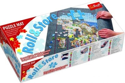 Roll And Store Puzzle Mat (500 - 3000 Pieces)