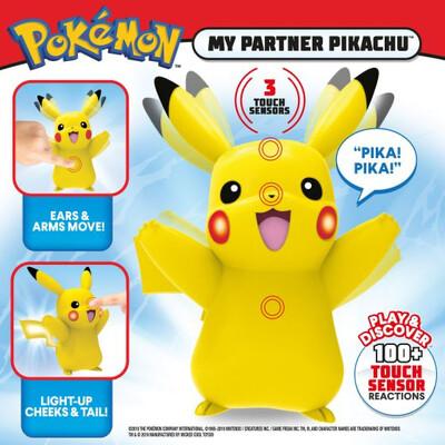 Pokemon My Partner Pikachu