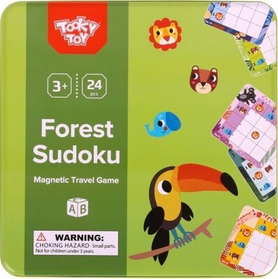 Wooden Forest Sudoku