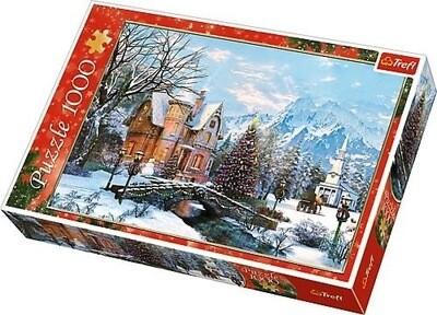 1000 Piece Winter Landscape