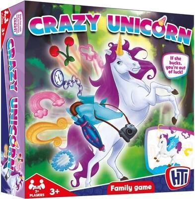 Crazy Unicorn Game