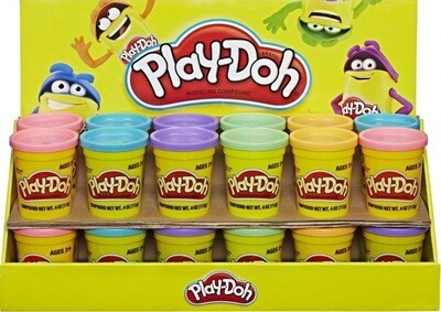 Play Doh Single Pots (assorted)