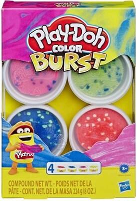 Play Doh Colour Burst