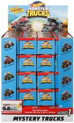 Hot Wheels Monster Truck Blind Boxes